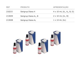 Hemácias Reagentes 0,8%
